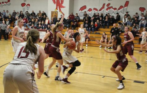 Lady Cards fall to Lady Tide