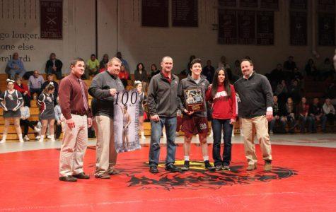 Kintzel Notches 100th Win