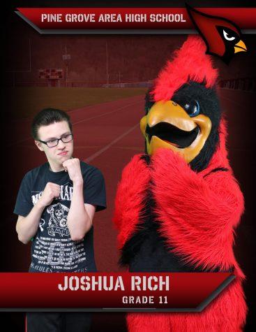 Athlete: Joshua Ganzalez