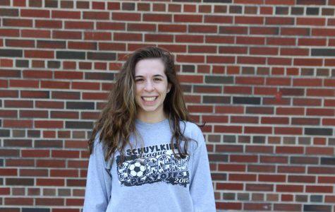 Senior: Olivia Hunkapiller