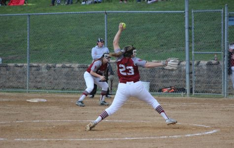 Softball Girls are back in the League Championship Game