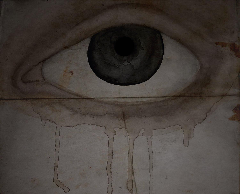 Eye Painting by Alyssa Zerbe.