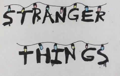 Artwork for Stranger Things Show