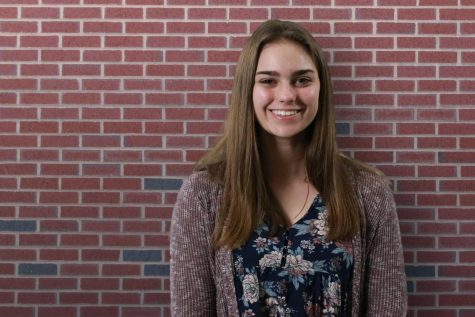 Senior of the Month, Mackensie Koch.
