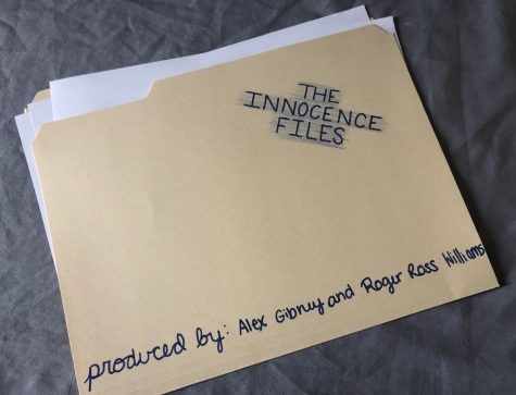 """Netflix TV show """"The Innocence Files"""" and producers."""
