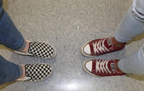 Vans Vs. Converse
