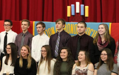 National Honors Society Induction