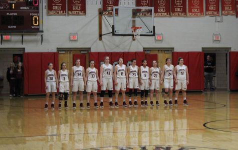 Lady Spartans Defeat Lady Cards