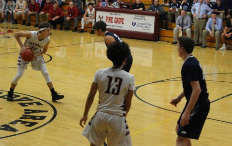 Cardinals fall to Eagles