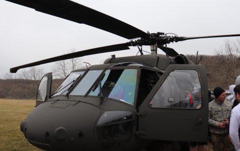 Black Hawk lands in Cardinal Nest