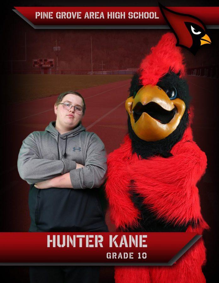 Hunter Kane