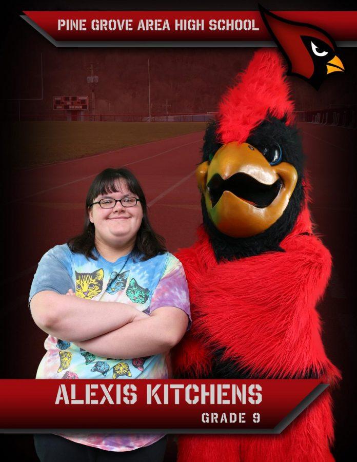 Alexis Kitchens