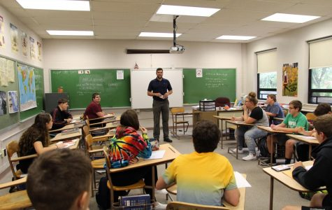 Kyler Burke, Teacher and Coach