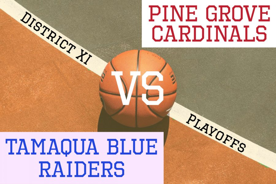 The Pine Grove Area Cardinals look to take on the Tamaqua Blue Raiders in the first round of the District XI playoffs.