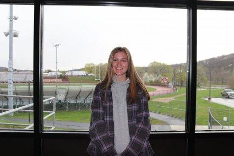 November 2020 Senior of the Month, Macey Wolfe.