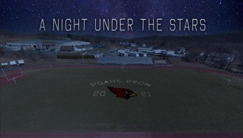 "The PGAHS presents a ""Night Under The Stars"" Prom 2021."